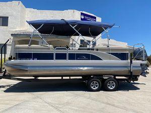 Used Bennington 24 SSRX Pontoon Boat For Sale