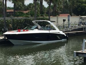 Used Cruisers 328 Sport Cruiser Boat For Sale