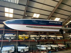 Used Donzi 22 Classic Express Cruiser Boat For Sale