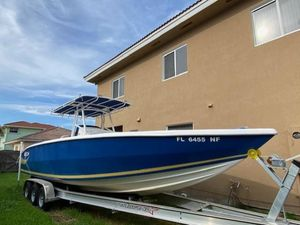 Used Carrera Boats 32 TE Center Console Fishing Boat For Sale