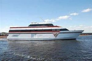 Used Washburn & Doughty Casino Cruise Ship Commercial Boat For Sale