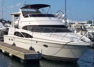 Used Carver 444 Cockpit Motor Yacht Power Cruiser Boat For Sale