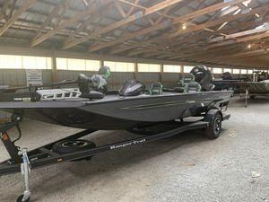 New Ranger RT198P Bass Boat For Sale
