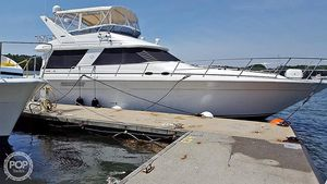 Used Sea Ray 500 Sedan Bridge Express Cruiser Boat For Sale