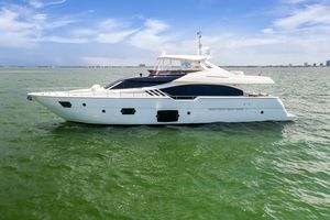 Used Ferretti Yachts 87 Flybridge Boat For Sale