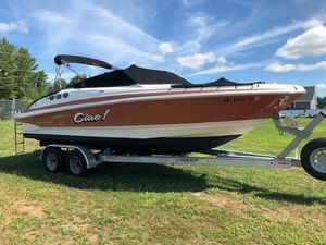 Used Larson LXi 238 Express Cruiser Boat For Sale