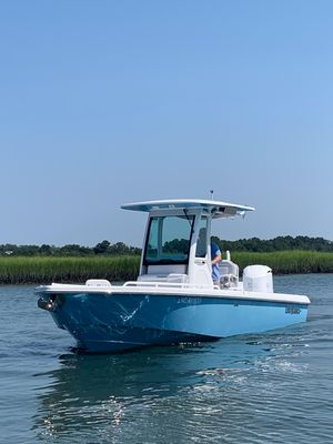 Used Everglades 253 Center Console Fishing Boat For Sale
