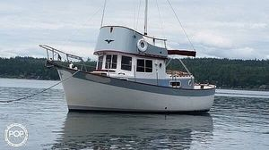Used Willard vega searcher 30 Trawler Boat For Sale