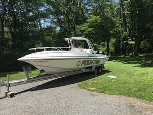 Used Fountain 31 CC Offshore Center Console Fishing Boat For Sale
