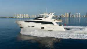 Used Hatteras M&% Panacera Motor Yacht For Sale