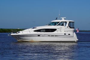 Used Sea Ray 390 Cruiser Boat For Sale