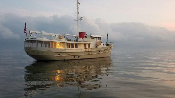 Used Custom WJ Development Trawler Boat For Sale