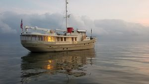 Used Custom WJ Development Trawler Boat For Sale