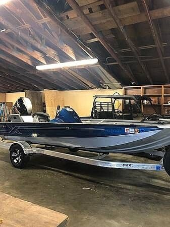 Used Xpress XP7 Aluminum Fishing Boat For Sale