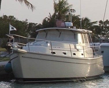 Used Island Packet PY Cruiser 41 Trawler Boat For Sale