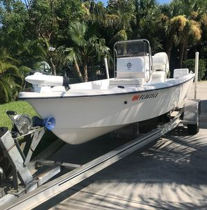 Used Century 1700 Cc Center Console Fishing Boat For Sale