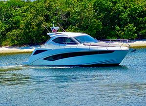 Used Galeon 405 HTS Express Cruiser Boat For Sale