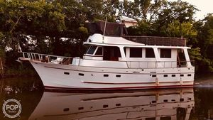 Used Marine Trader 50 Aft Cabin Boat For Sale