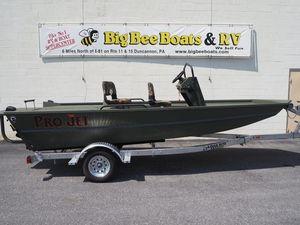 New Pro Marine 1860 Freshwater Fishing Boat For Sale