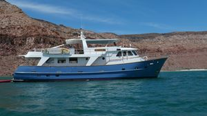 Used Hakvoort Scheepswerf Long Range Motor Yacht For Sale