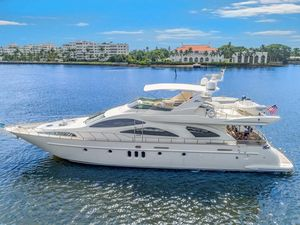 Used Azimut Carat Motor Yacht For Sale