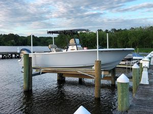 Used Sportsman Open 242 Center Console Fishing Boat For Sale