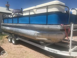Used Beachcomber 20 Cruise Pontoon Boat For Sale