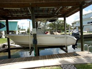 Used Key West 219 CC Center Console Fishing Boat For Sale