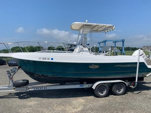 Used Aquasport 225 Osprey Center Console Fishing Boat For Sale