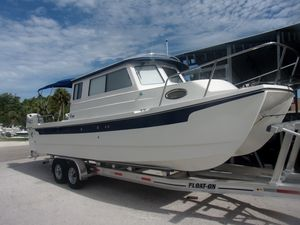 New C-Dory Tom Cat Catamaran Boat For Sale