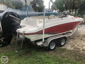 Used Stingray 192 SC Deck Boat For Sale
