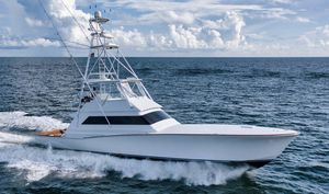 Used Jim Smith Custom 60 Sportfish Convertible Fishing Boat For Sale