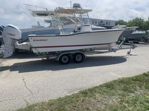 Used North Coast 230CC Center Console Fishing Boat For Sale