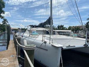 Used Fountaine Pajot Athena 38 Catamaran Sailboat For Sale