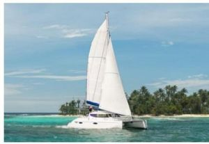 Used Fountaine Pajot Lavezzi Cruiser Boat For Sale