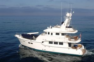 Used Nordhavn 68 Trawler Boat For Sale