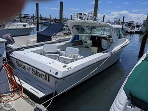 Used Sportcraft 252 Walkaround Fishing Boat For Sale