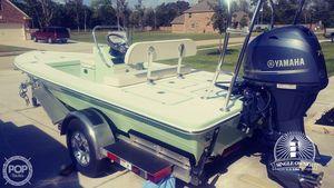 Used Maverick 17 Mirage HPX-V II Flats Fishing Boat For Sale