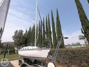 Used Precision 23 Sloop Sailboat For Sale