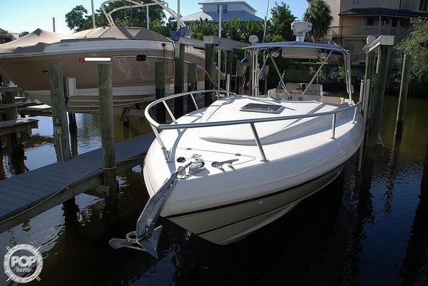 Used Intrepid 356 Cuddy Walkaround Fishing Boat For Sale