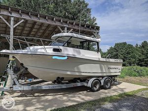 Used Trophy 2359 WA Walkaround Fishing Boat For Sale