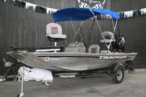 Used Bass Tracker Pro 160 Bass Boat For Sale