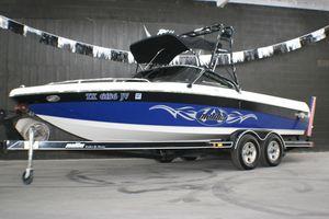 Used Malibu Wakesetter 23xti Ski and Wakeboard Boat For Sale