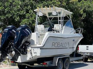Used Robalo 26 Walkaround Fishing Boat For Sale