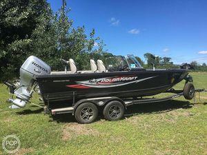 Used Polar Kraft Kodiak 200 Pro Aluminum Fishing Boat For Sale