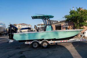 Used Tidewater 2500 Carolina Bay Boat For Sale