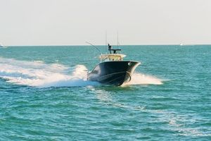 Used Scout 42 Center Console Fishing Boat For Sale