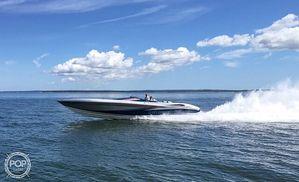 Used Hustler 39 Rockit High Performance Boat For Sale