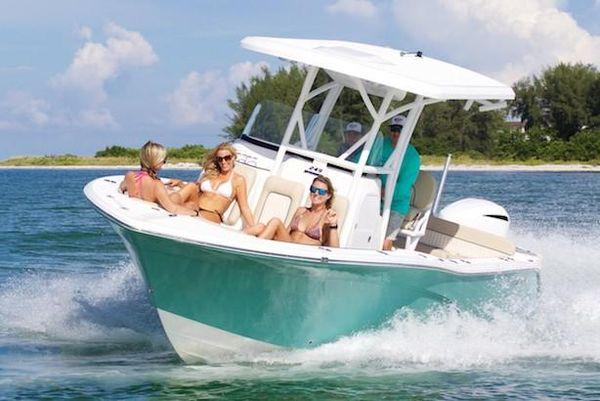 New Sea Fox 249 Avenger Saltwater Fishing Boat For Sale