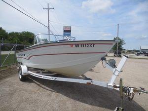 Used Starcraft 190 Fisherman Freshwater Fishing Boat For Sale